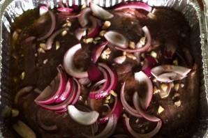 Мясо для шаурмы - фото шаг 3