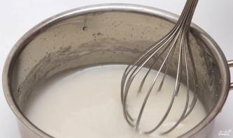 Глазурь для кулича жидкая - фото шаг 2
