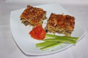Лазанья с лососем - фото шаг 16