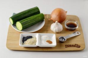 Салат по-китайски - фото шаг 1