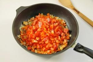 Минтай с рисом в духовке - фото шаг 4