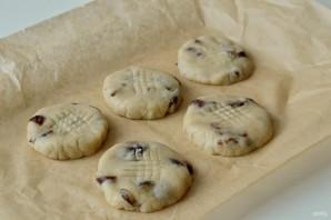 Постное печенье с финиками - фото шаг 6