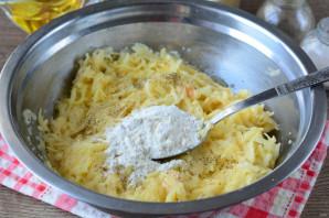 Картофельные шницели - фото шаг 6