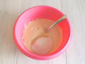 Манник с персиками - фото шаг 5
