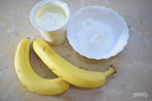 Банановый торт со сметанным кремом - фото шаг 5
