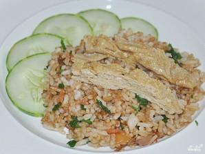 Рис с яйцом по-тайски - фото шаг 6