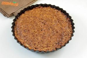 Яблочный пирог для веганов - фото шаг 9