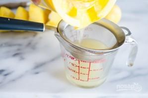 Заварной лимонный крем - фото шаг 3