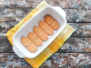 Творожная запеканка с печеньем - фото шаг 6