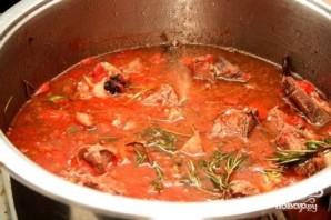 Мясо по-тоскански - фото шаг 6