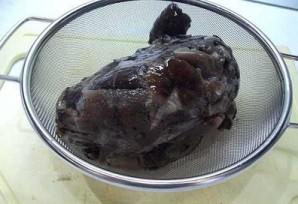 Замороженные жареные грибы - фото шаг 3