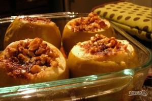 Яблоки печеные в микроволновке - фото шаг 3