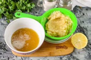 Картофельный сок для похудения - фото шаг 4