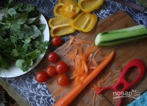 Салат из говядины - фото шаг 3