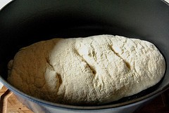 Хлеб на кефире без дрожжей - фото шаг 6