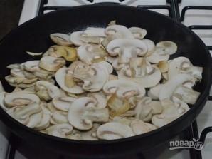 Картошка с грибами и сливками - фото шаг 4