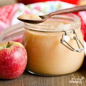 Кисло-сладкий яблочный соус - фото шаг 7