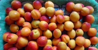 Закатка абрикосов - фото шаг 1