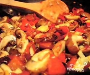 Суп из свежих шампиньонов - фото шаг 9