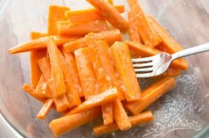 Морковь в медовом соусе - фото шаг 2