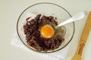 """Шоколадный """"Брауни"""" в духовке - фото шаг 5"""