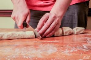 Тортилья пшеничная - фото шаг 3