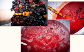 Вино из терновника - фото шаг 2