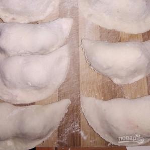Вареники с вишнями (без косточки) - фото шаг 4