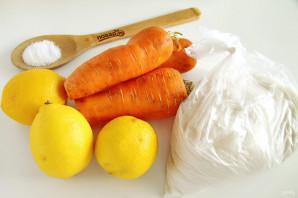 Варенье из моркови с лимоном - фото шаг 1