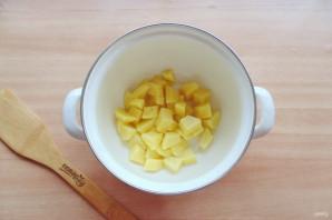 Суп из шеи индейки - фото шаг 5