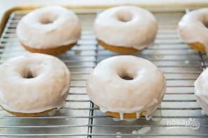 Тыквенные пончики - фото шаг 9