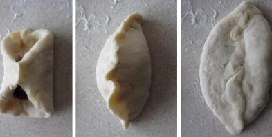 Пирожки с вишней на кефире - фото шаг 10