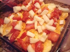 Вегетарианская картофельная запеканка - фото шаг 3