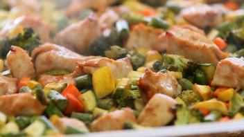 "Курица с домашним соусом ""Терияки"" - фото шаг 9"