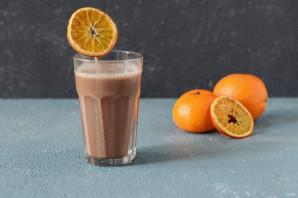 Апельсиновое какао - фото шаг 7