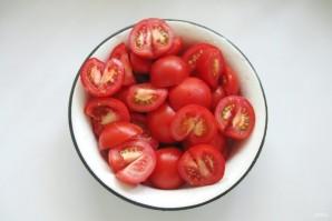 Закуска из баклажанов с помидорами на зиму - фото шаг 6