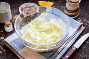 Салат из китайской капусты - фото шаг 2