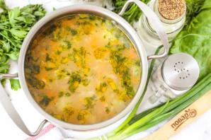 Суп из копченой семги - фото шаг 6