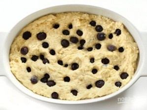 Сладкий пирог с черникой - фото шаг 7