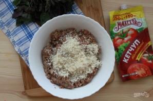 Лучший рецепт фаршированных перцев с кетчупом - фото шаг 2