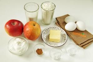 Итальянский яблочный пирог - фото шаг 1