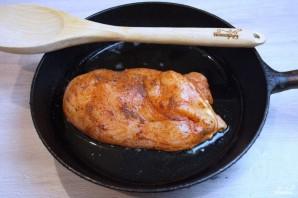 Курица под апельсиновым соусом - фото шаг 2