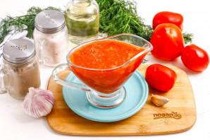 Испанский томатный соус - фото шаг 6