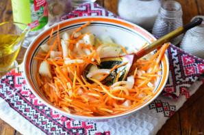 Закуска из лука и моркови - фото шаг 6