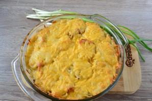 Картофельный гратен с мясом - фото шаг 10