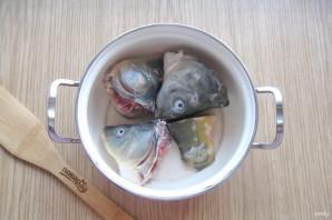 Рыбный бульон - фото шаг 2