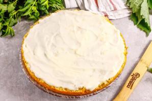 Лимонно-ягодный торт - фото шаг 8