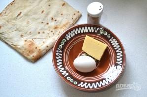 Ёка с сыром - фото шаг 1