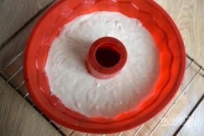 Лимонный кекс с глазурью - фото шаг 6