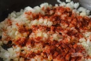 Говядина, тушеная в томатной пасте - фото шаг 4